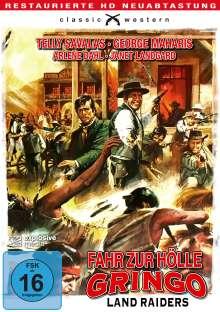 Fahr zur Hölle, Gringo, DVD