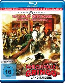 Fahr zur Hölle, Gringo (Blu-ray), Blu-ray Disc