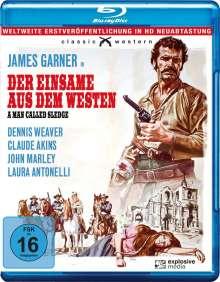 Der Einsame aus dem Westen (Blu-ray), Blu-ray Disc