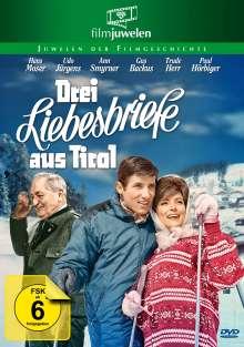 Drei Liebesbriefe aus Tirol, DVD