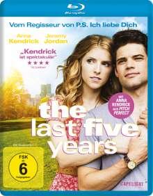 The Last Five Years (OmU) (Blu-ray), Blu-ray Disc