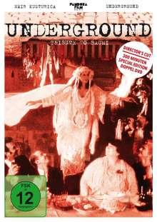 Underground (1995) (Special Edition), 2 DVDs