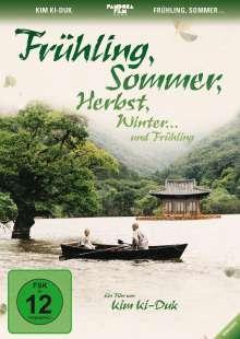 Frühling, Sommer, Herbst, Winter...und Frühling, DVD