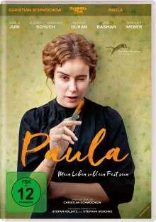 Paula, DVD