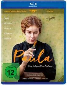 Paula (Blu-ray), Blu-ray Disc