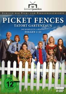 Picket Fences - Tatort Gartenzaun Staffel 1, 6 DVDs
