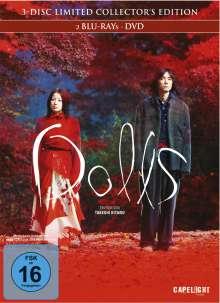 Dolls (Blu-ray & DVD im Mediabook)