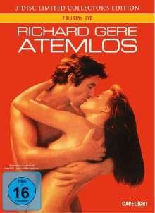 Atemlos (Blu-ray & DVD im Mediabook), 3 Blu-ray Discs
