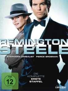 Remington Steele Season 1, 6 DVDs