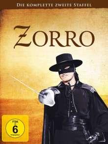 Zorro Season 2, 7 DVDs