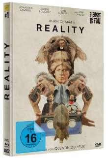 Reality (Blu-ray & DVD im Mediabook)