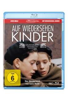 Auf Wiedersehen, Kinder (Blu-ray), Blu-ray Disc