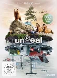 unReal (Blu-ray Mastered in 4K & DVD im Mediabook), 1 Blu-ray Disc und 1 DVD