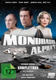 Mondbasis Alpha 1 (Komplettbox), 16 DVDs