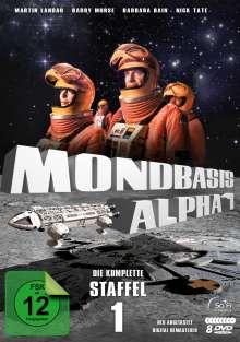Mondbasis Alpha 1 Staffel 1, 8 DVDs