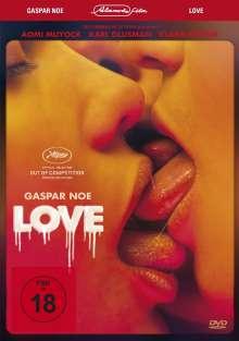 Love, DVD