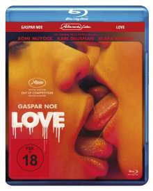 Love (Blu-ray), Blu-ray Disc