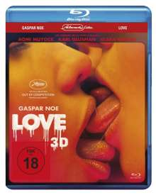 Love (3D Blu-ray), Blu-ray Disc