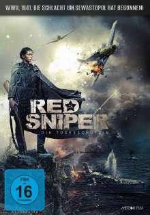 Red Sniper - Die Todesschützin, DVD