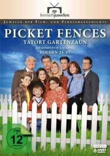 Picket Fences - Tatort Gartenzaun Staffel 2, 6 DVDs