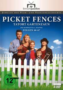 Picket Fences - Tatort Gartenzaun Staffel 3, 6 DVDs
