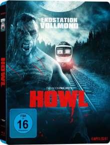 Howl (Blu-ray), Blu-ray Disc
