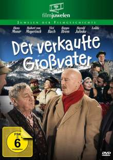 Der verkaufte Großvater, DVD