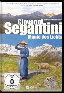 Giovanni Segantini - Magie des Lichts (mit Filmmusik-CD), DVD