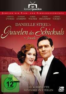 Juwelen des Schicksals (Komplette Miniserie), 2 DVDs