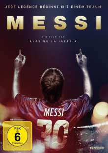 Messi (OmU), DVD