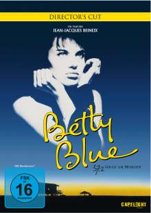 Betty Blue - 37,2 Grad am Morgen (Director's Cut), DVD
