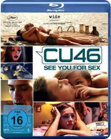 CU46 - See You For Sex (Blu-ray), Blu-ray Disc