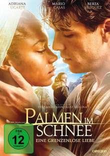 Palmen im Schnee - Eine grenzenlose Liebe, DVD