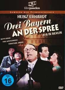 Heinz Erhardt: Drei Bayern an der Spree (II-A in Berlin / 3 Bayern in Berlin), DVD