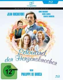 Edouard, der Herzensbrecher (Blu-ray), Blu-ray Disc
