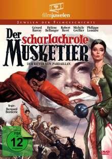 Der scharlachrote Musketier (Ritter von Pardaillan), DVD