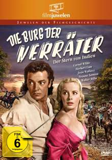 Die Burg der Verräter (Der Stern von Indien), DVD