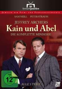 Kain und Abel (Komplette Miniserie), 3 DVDs