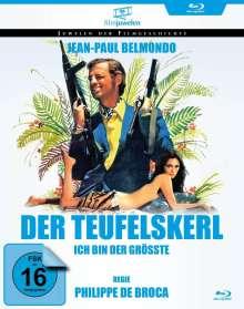 Der Teufelskerl - Ich bin der Größte (Blu-ray), Blu-ray Disc