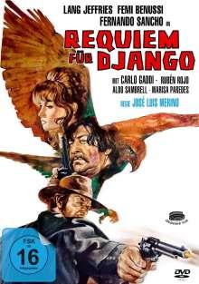 Requiem für Django, DVD
