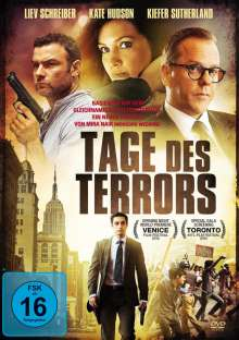 Tage des Terrors, DVD
