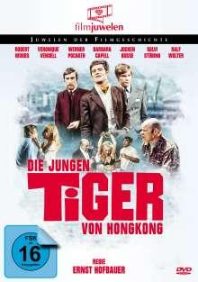 Die jungen Tiger von Hongkong, DVD