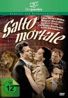 Salto Mortale, DVD