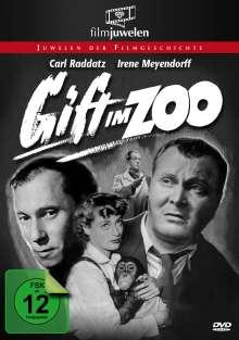 Gift im Zoo, DVD