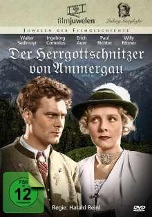 Die Ganghofer Verfilmungen: Der Herrgottschnitzer von Ammergau, DVD