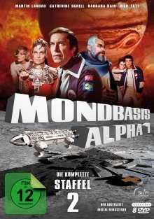 Mondbasis Alpha 1 Staffel 2, 8 DVDs