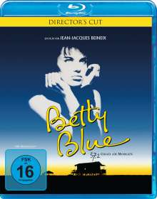 Betty Blue - 37,2 Grad am Morgen (Director's Cut) (Blu-ray), Blu-ray Disc