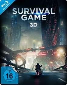Survival Game (3D Blu-ray im Steelbook), Blu-ray Disc