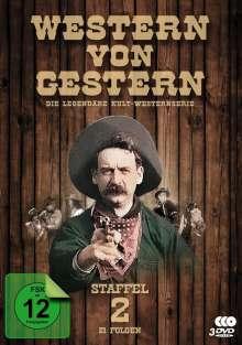 Western von Gestern Box 2, 3 DVDs