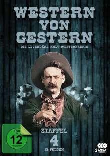 Western von Gestern Box 4, 3 DVDs